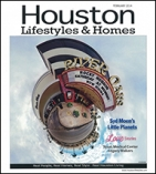 Houston Livestyles magazine